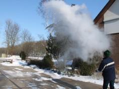 Efekt Mpemby czyli szybki sposób na śnieg