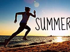 Co jest źródłem dobrego nastroju i zdrowia? O letnim bieganiu słów kilka ;)