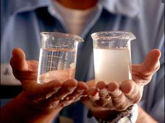 Odsalanie na zawołanie, czyli wodny gadżet naukowy