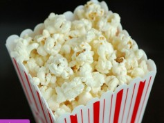 Nie tylko popcornem i colą film płynie…