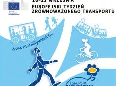 Już niebawem rusza Europejski Tydzień Zrównoważonego Transportu… i atrakcji :)