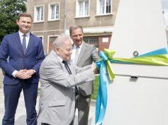 2 nowe zdroje w sercu Gdańska uroczyście otwarte