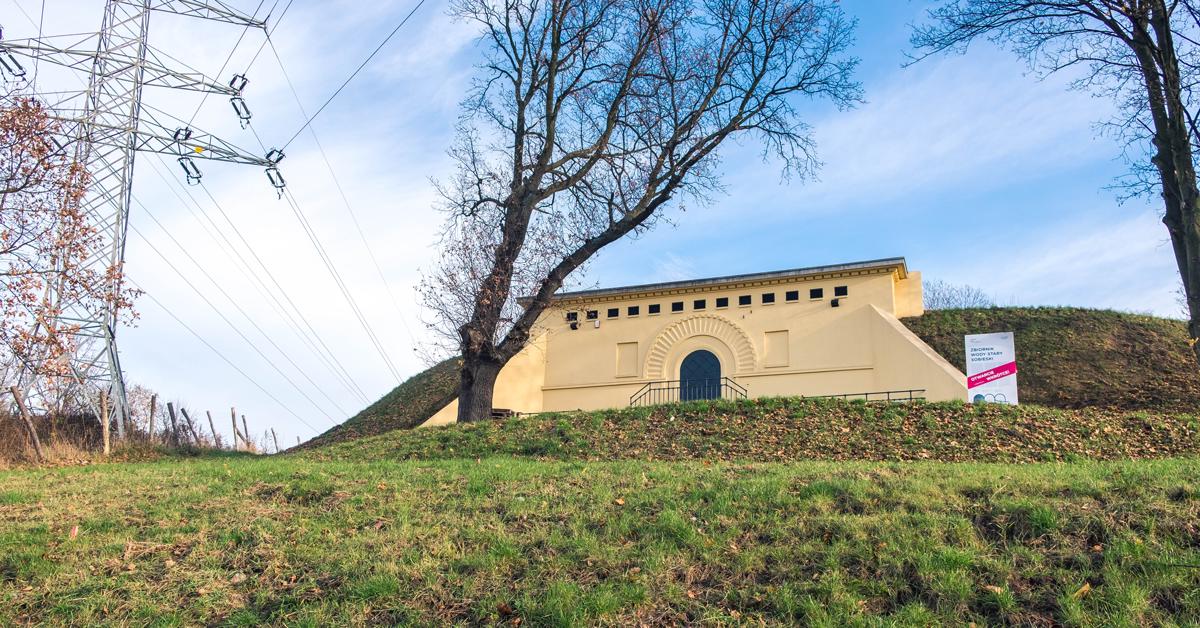 Zbiornik Wody Stary Sobieski zaprasza